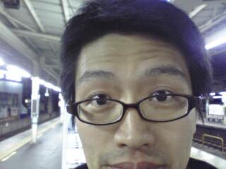 メガネとフライング。